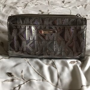 Michael Kors cosmetics bag